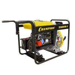 Арендадизельный генератор Champion DG6501E