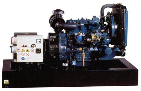 Аренда дизельный генератор Europower EP14TDE