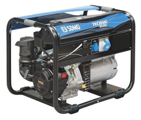 бензиновый генератор SDMO TECHNIC 20000 TE AVR C аренда
