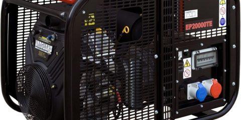 Арендабензиновый генератор Europower EP20000TE