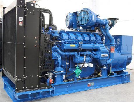 Арендадизель-генератор 1000 кВт Perkins