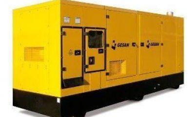 Арендадизель генератор Gesan DVAS 450E