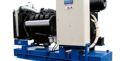 Арендадизельный генератор АД-275 ТМЗ
