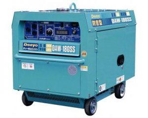 Арендадизельный генератор Denyo DAW-180SS
