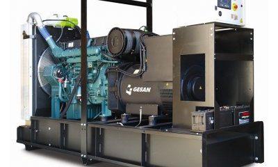 Аренда дизельный генератор Gesan DVB 165E