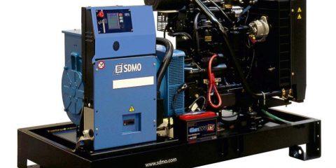 Арендадизельный генератор SDMO V 410 К