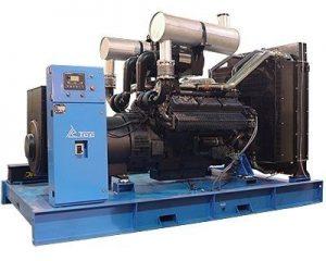 Аренда генератора TSS АД-360С-Т400-1РМ11