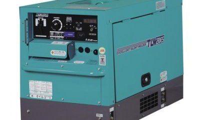 Арендасварочного генератора Denyo TLW-230ES