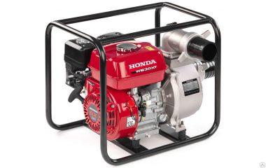Аренда бензиновой мотопомпы HONDA WB30XT3DRX