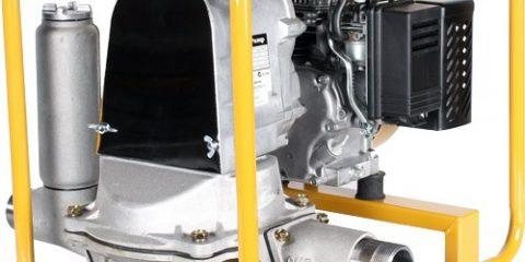 Арендадиафрагменной мотопомпы Robin-subaru PTG 208D