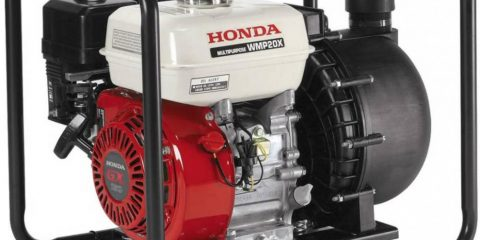Арендамотопомпы Honda WMP 20