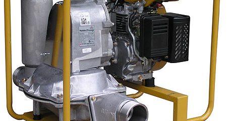 Арендатопливной мотопомпы Robin PTG 307D
