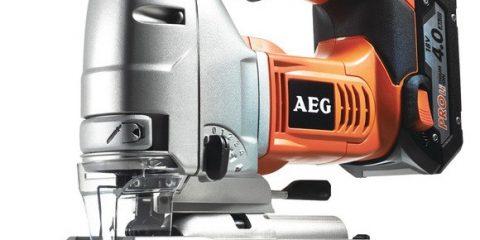 Арендааккумуляторный лобзик AEG BST 18
