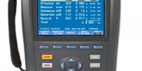 Арендаанализатора качества электроэнергии FLUKE 435