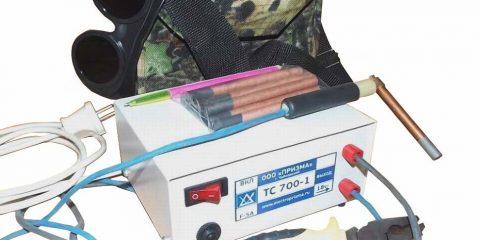 Арендааппарата для сварки скруток ТС 700-1