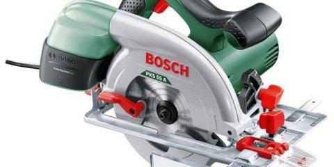 Арендадисковая циркулярная пила Bosch PKS 55