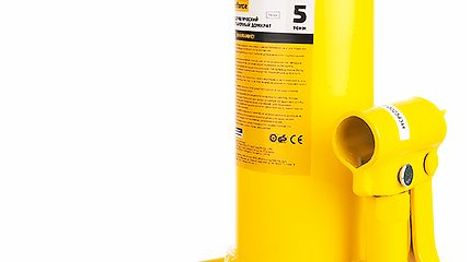 Арендагидравлический бутылочный домкрат 5тInforce