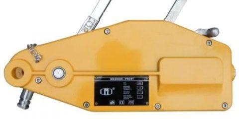 Арендамонтажно-тяговый механизм ABLE WRP-32-20