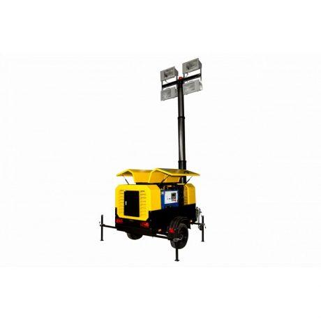 Арендапередвижная осветительная установка ПОУ-4