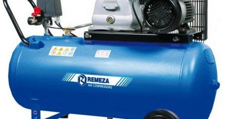 Аренда компрессора на 100 литровRemeza СБ4 С 100.LH20