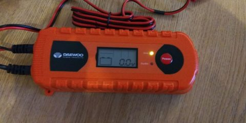 Арендазарядное устройство DAEWOO DW 500 для легковых автомобилей