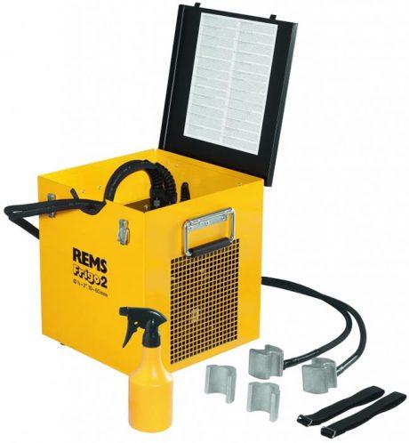 Аренда электрического аппарата для заморозки трубREMS Фриго 2